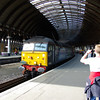 47802 arrives at York working Pathfinder Railtours 16:12 Scarborough - Bristol Temple Meads 08/06/13