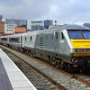 82303 at the rear of the 13:15 from London Marylebone on arrival at Birmingham Moor St 01/02/13