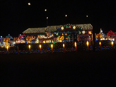 Christmas Lights 2013