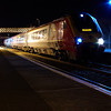 221111 at Flint working Virgin Trains 19:30 Bangor - Birmingham New St 13/03/13