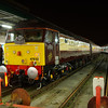 47832 arrives at Swansea working the 17:45 Fishguard Harbour - Cardiff Central Northern Belle 02/03/13