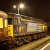 47501 prepares to lead away the Northern Belle from Swansea 17:45 Fishguard Harbour - Cardiff Central 02/03/13