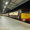 47832 at Swansea working the 17:45 Fishguard Harbour - Cardiff Central Northern Belle 02/03/13