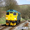 26038 runs round the train at Oxenhope to work the 13:40 to Keighley 26/04/13