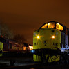 "37401 + 37521 at the  <a href=""http://www.wnxx.com"">http://www.wnxx.com</a> night photoshoot at Barrow Hill Roundhouse 01/02/13"