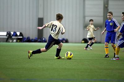 Boys U10 Carpathia Kickers
