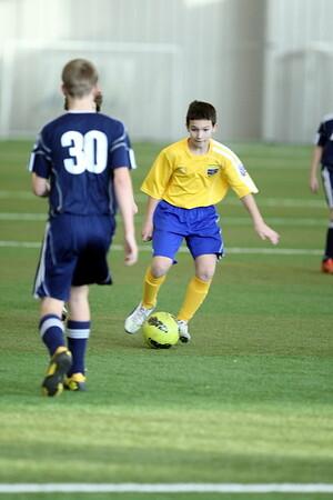 Boys U13 Carpathia Kickers