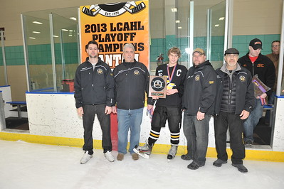 Bantam B Adams-Livonia Predators - Awards