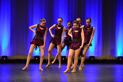 221 Namr In Lights - Debbie Feltons Academy of Dance