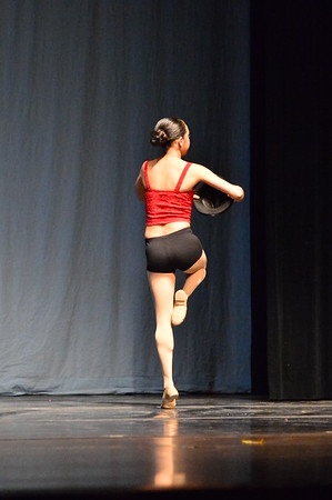 222 Its a Mans World - Center Stage Dance Company