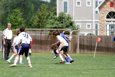 Boys U12 St Clair Shores (1st Half)