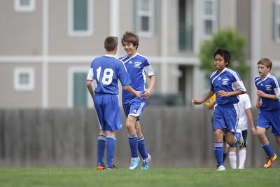 Boys U12 St Clair Shores (2nd Half)