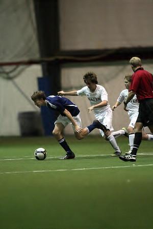 Boys U14 Michigan Nova (1st Half)