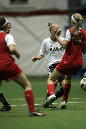 Girls U13 Michigan Hawks (Only Covered 1st Half)