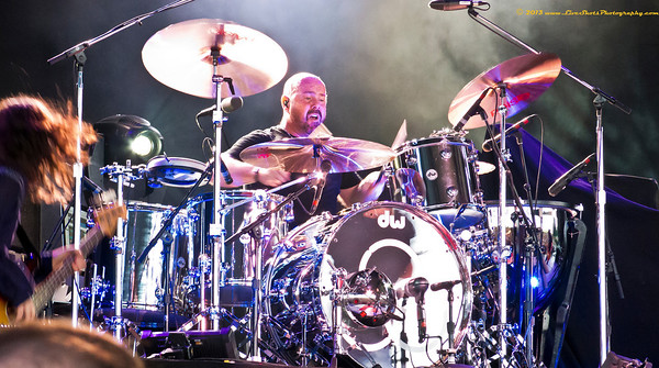 JASON BONHAM'S LED ZEPPELIN EXPERIENCE Jiffy Lube Pavilion, June 25, 2013