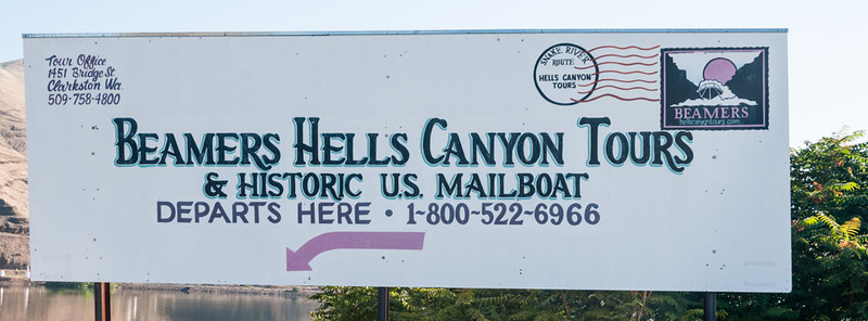 Hells Canyon Jet Boat Tour