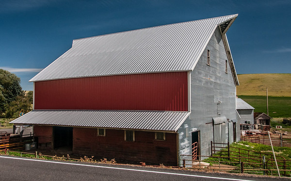Palouse - Barns & Structures