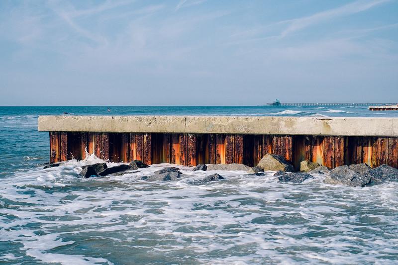 Rusting Pier
