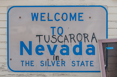 Tuscarora, Nevada (10/2013)