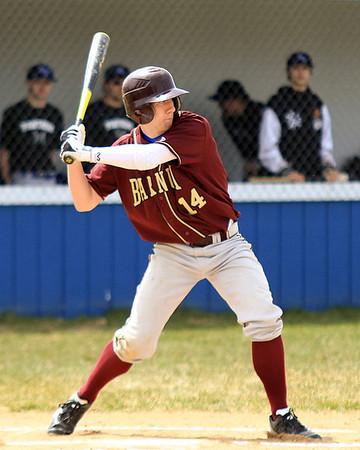 2014 Barnum Bombers Baseball