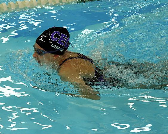 2013 CEC Girls Swimming