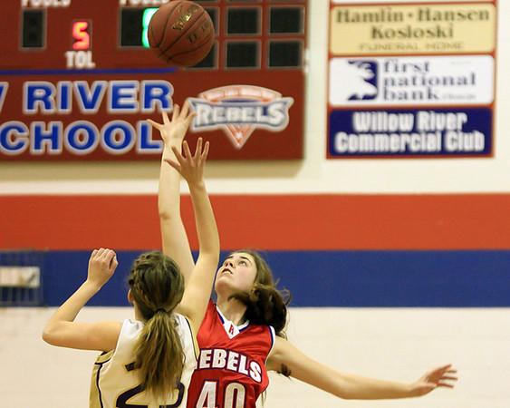 2013-14 MLWR Girls Basketball