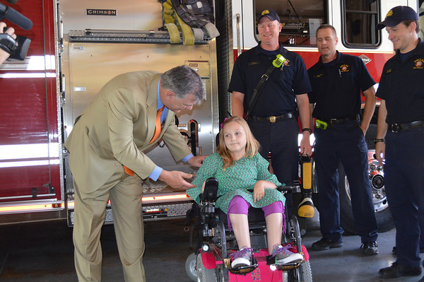 Fill the Boot for MDA Kick Off