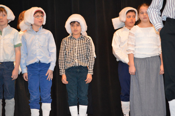 Fourth Grade Mini Musical