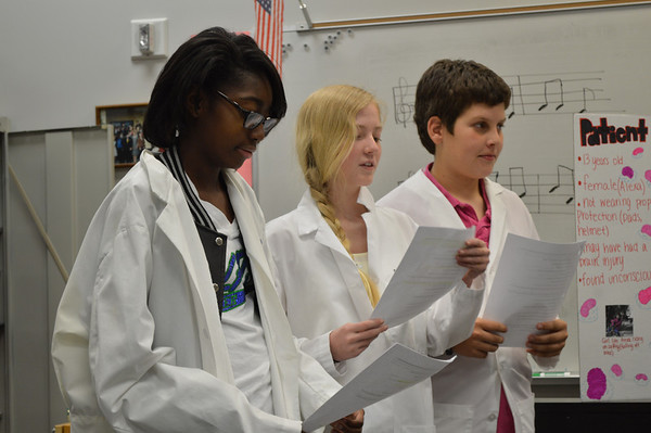 Grand Rounds 7th grade science 2014