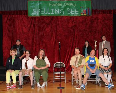 25th Annual Putman County Spelling Bee -- Theater West Group pixs