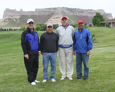Cougar Golf Classic Group Pictures