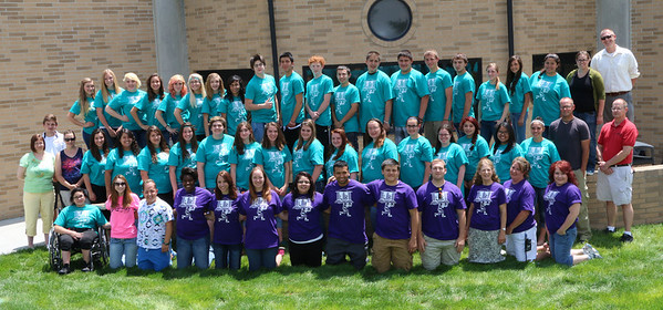 Upward Bound Group pictures