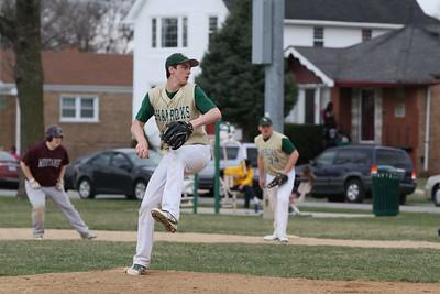 2014-04-12 Baseball Varsity