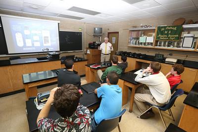 2014-05-20 OConnor Speaks to Class