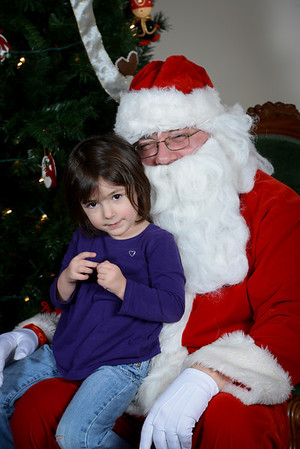 Santa at Playtime ME