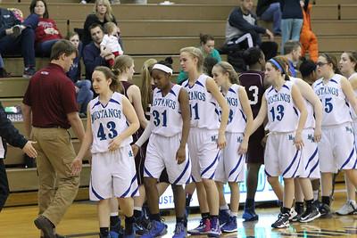 MN JV Girls Basketball