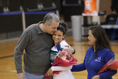 MN varsity dance senior night family PICS