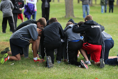 MN men's X-country districts