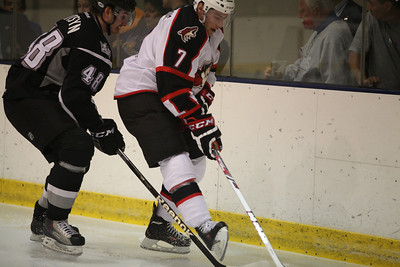 Portland Pirates preseason 2013
