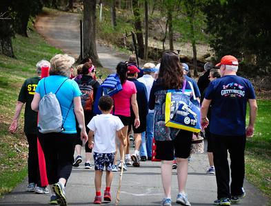 Parents' Association Spring Hike to Black Pond