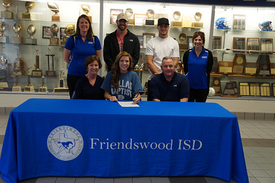 Athletic Signings - FISD