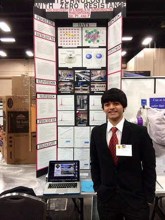 State Science Fair 2014