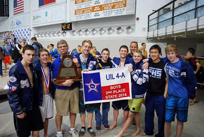 State Swimming and Diving Meet