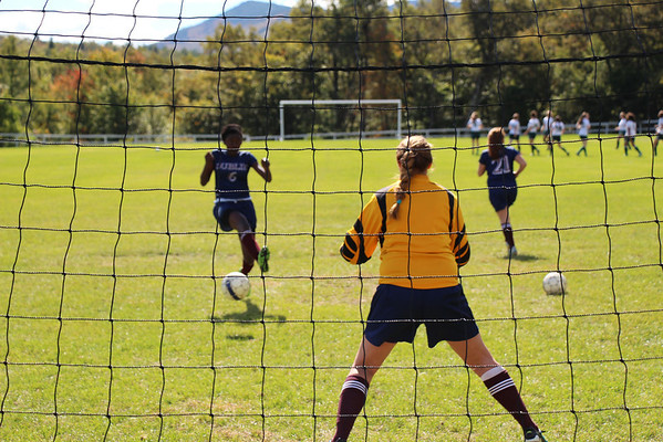 Girl's Soccer 2013-2014 vs Putney
