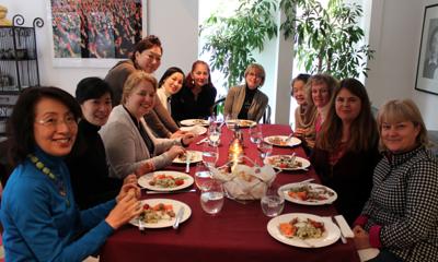 Mediterranean Cooking Class January 23, 2013