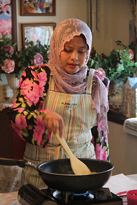 Malaysian Cooking Class, October 11, 2012