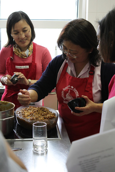 Peruvian Cooking Class, April 25, 2013