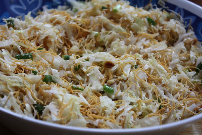 Summer Picnic, June 6, 2013: Favourite Noodle Salad