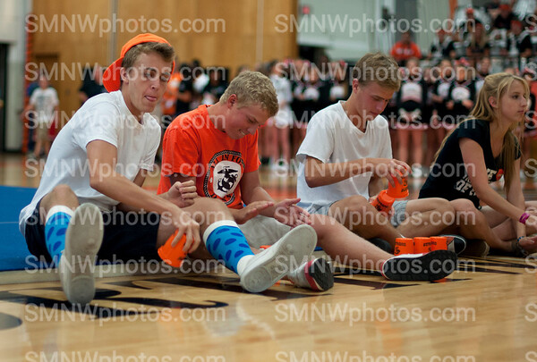 Sam Gross, Colton Allen, Nate Sterns