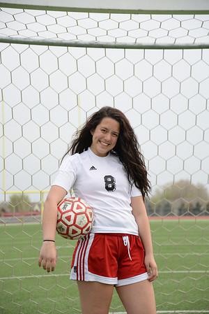 2014.04.17 Girls Soccer Team Photos